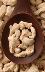 Nigeria High Quality Dried Ginger