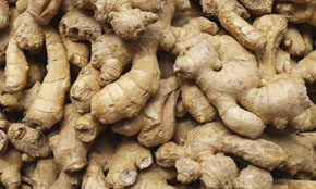 Nigeria Dried Ginger